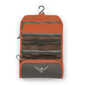 Osprey Ultralight Washbag Roll Poppy Orange